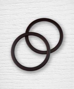 Anses de sac bois cercles 2 Lidia Crochet Tricot
