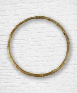 Anses de sac cercles bambou 2 Lidia Crochet Tricot
