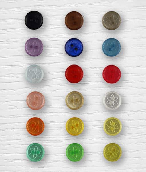 Boutons Fleur Couleur Lidia Crochet Tricot 0 Lidia Crochet Tricot
