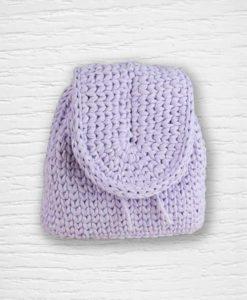 Modèle 9 TrapiXL trapilho Lidia Crochet Tricot