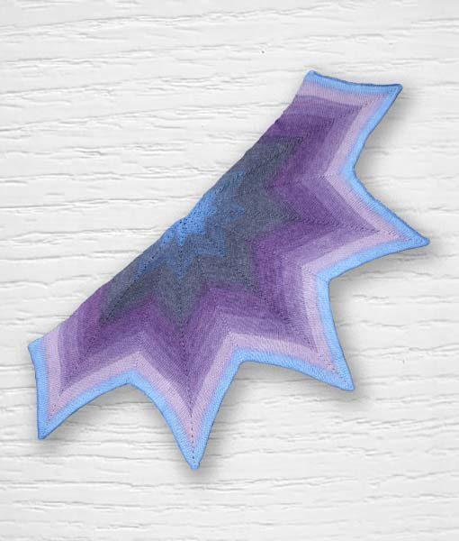 Laine fantaisie Lollipop ouvrage 2 Lidia Crochet Tricot