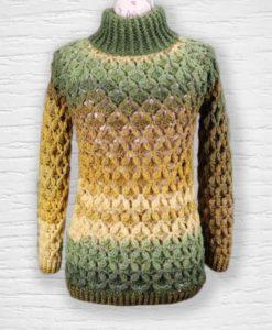 Laine fantaisie Lollipop ouvrage 6 Lidia Crochet Tricot