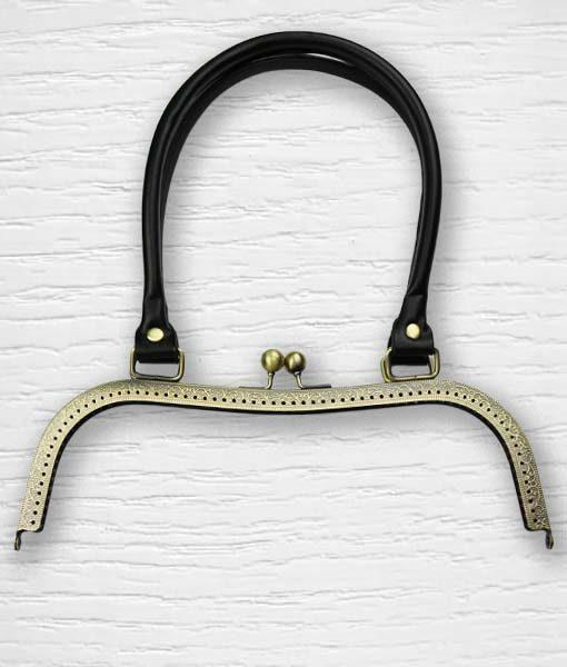 KnitPro Acier Crochet avec noir Poignée