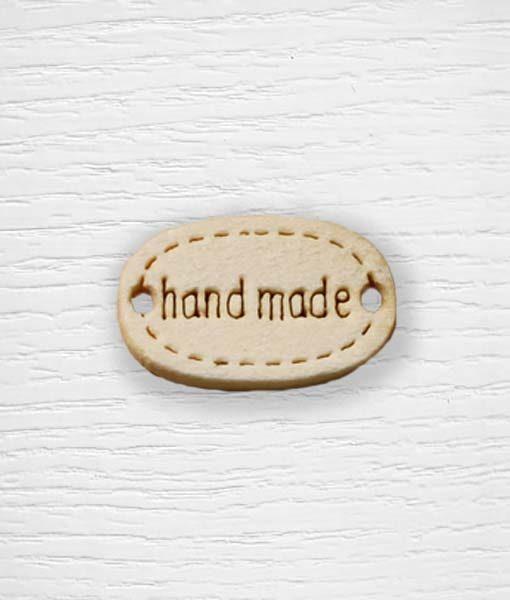 Boutons Hand Made en bois Lidia Crochet Tricot