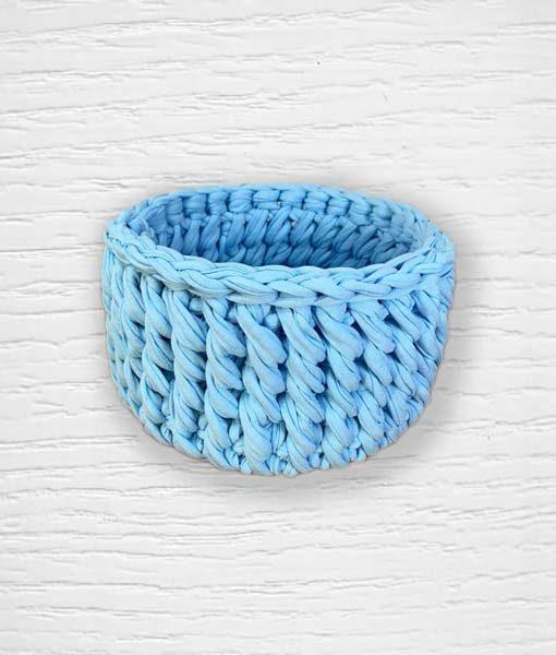 Modèle 13 TrapiXL trapilho Lidia Crochet Tricot