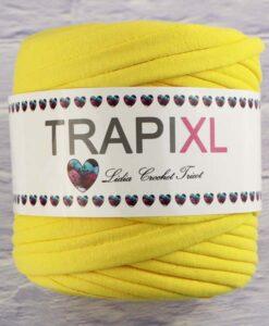 TrapiXL Jaune-Orange 4 Lidia Crochet Tricot