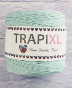 TrapiXL Vert 3 Lidia Crochet Tricot