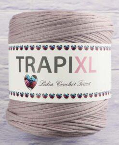 TrapiXL Violet-Lilas 2 Lidia Crochet Tricot