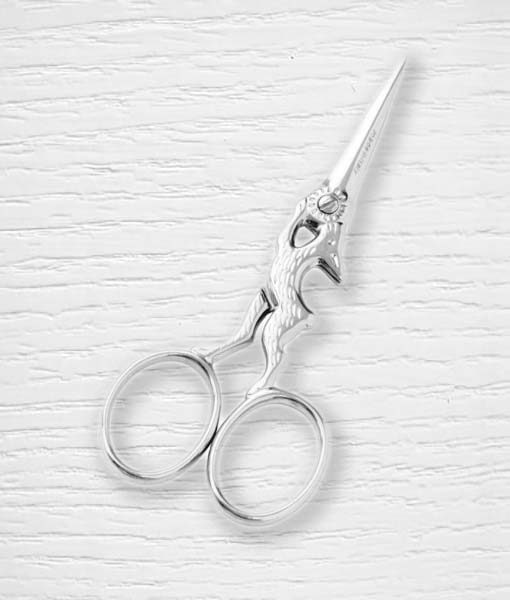 Scissors matt rabbit Lidia Crochet Tricot