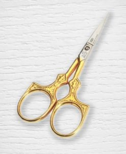Scissors gold collection medieval Lidia Crochet Tricot