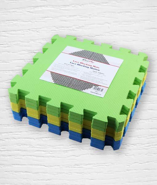 KnitPro lace blocking mats Lidia Crochet Tricot