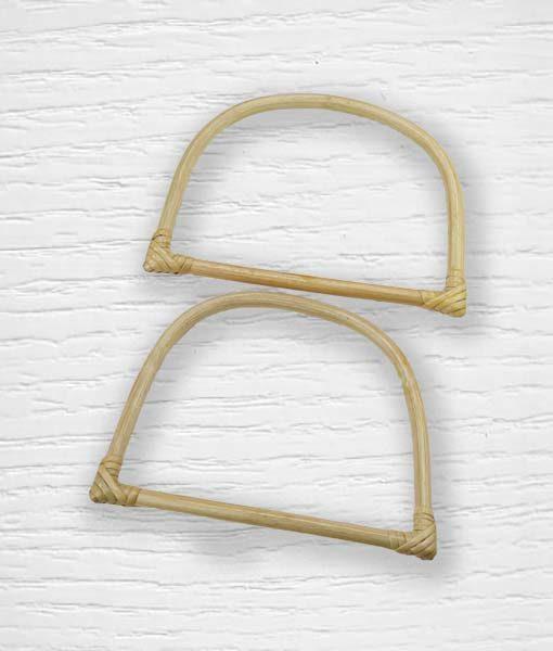 Bag handles bamboo Lidia Crochet Tricot