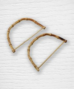 Anses de sac bambou Lidia Crochet Tricot