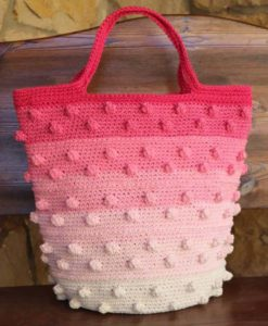 Candy Corde Lidia Crochet Tricot Ouvrage 8