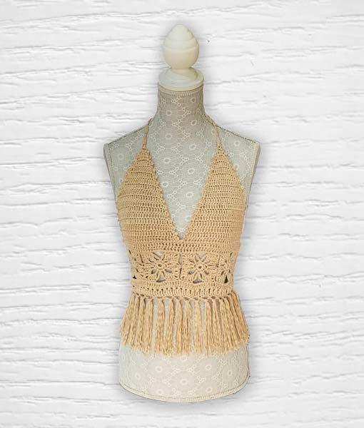 Enchanté coton ouvrage Lidia Crochet Tricot 1