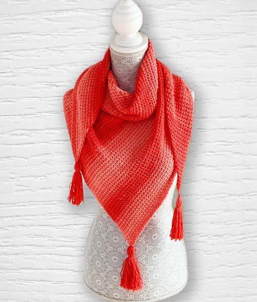 Enchanté coton ouvrage Lidia Crochet Tricot 3