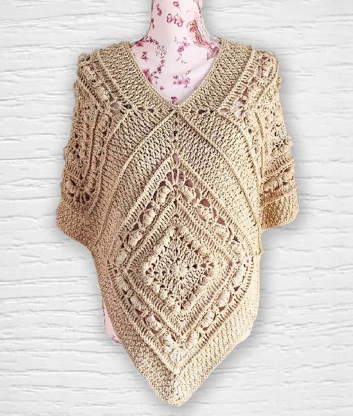 Enchanté coton ouvrage Lidia Crochet Tricot 4