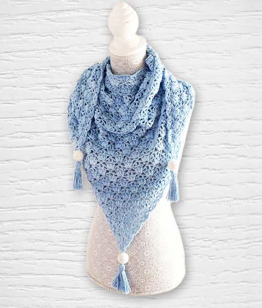 Enchanté coton ouvrage Lidia Crochet Tricot 5