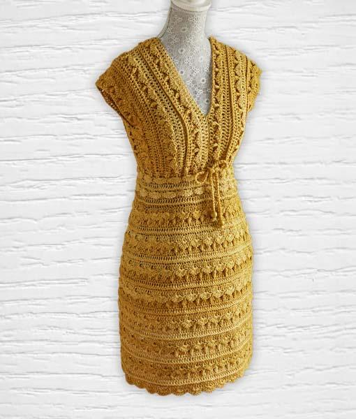 Enchanté coton ouvrage Lidia Crochet Tricot 8