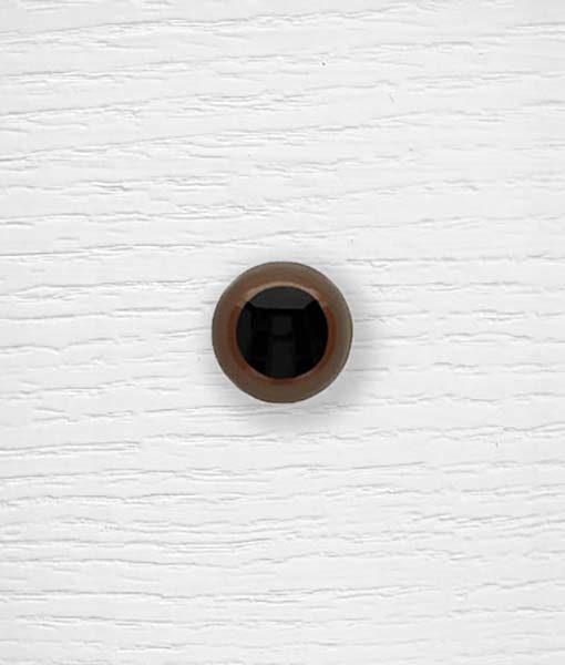 Ojos de seguridad amigurumi 18 mm Lidia Crochet Tricot