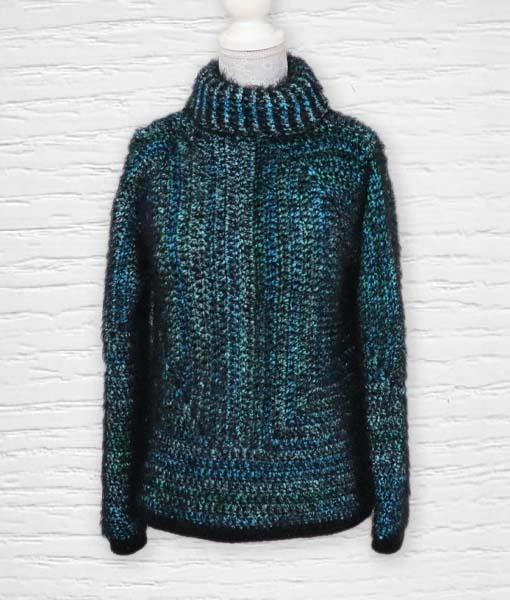 Diva Ouvrage 4 Lidia Crochet Tricot