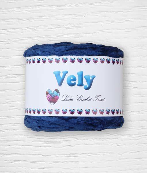 Vely 010 pelote Lidia Crochet Tricot