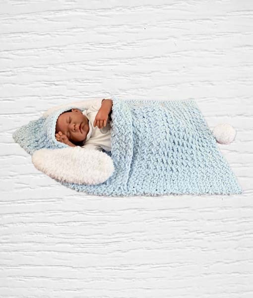 Baby Vely et Dolce Vita Lidia Crochet Tricot ouvrage 3