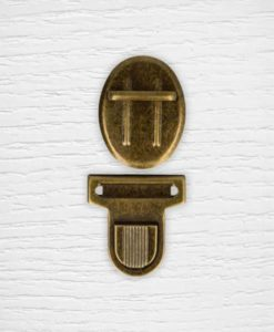 Tuck lock