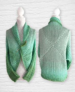 Hypnose coton ouvrage 1 Lidia Crochet Tricot