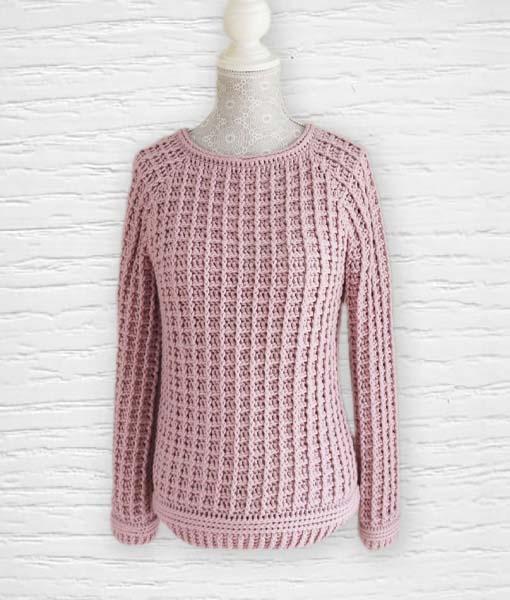 Pashmina ouvrage 2 Lidia Crochet Tricot