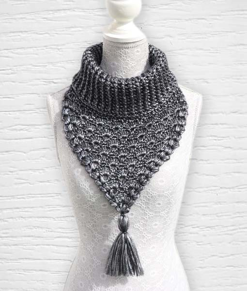 The Queen ouvrage 2 Lidia Crochet Tricot