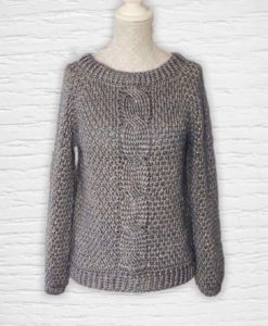 The Queen ouvrage 3 Lidia Crochet Tricot