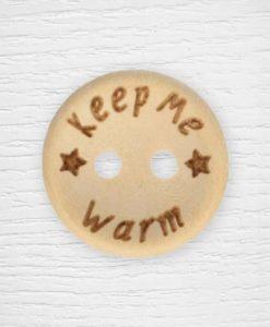 "Boutons ""Keep me warm"" Lidia Crochet Tricot"
