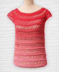 Amazone ouvrage 1 Lidia Crochet Tricot