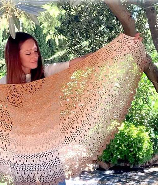 Amazone ouvrage 3 Lidia Crochet Tricot