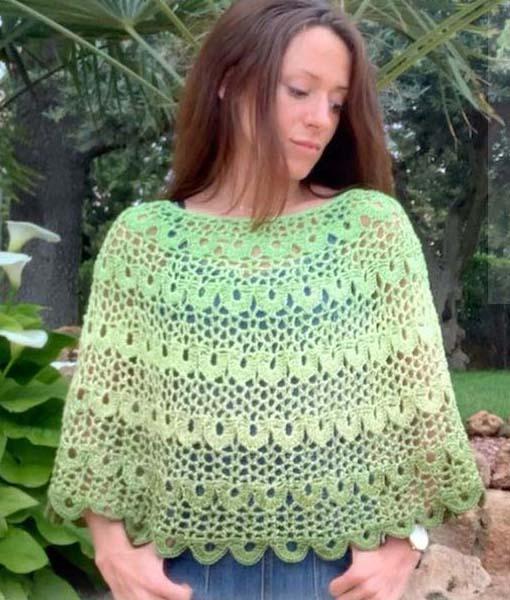 Amazone ouvrage 4 Lidia Crochet Tricot