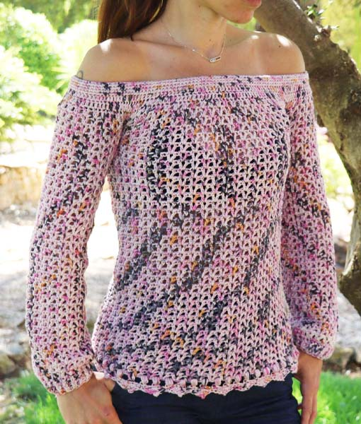 Loco ouvrage 3 Lidia Crochet Tricot