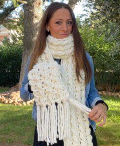 Big Mama ouvrage 2 Lidia Crochet Tricot