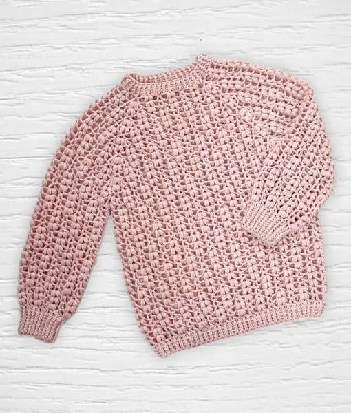 Venus ouvrage 1 Lidia Crochet Tricot