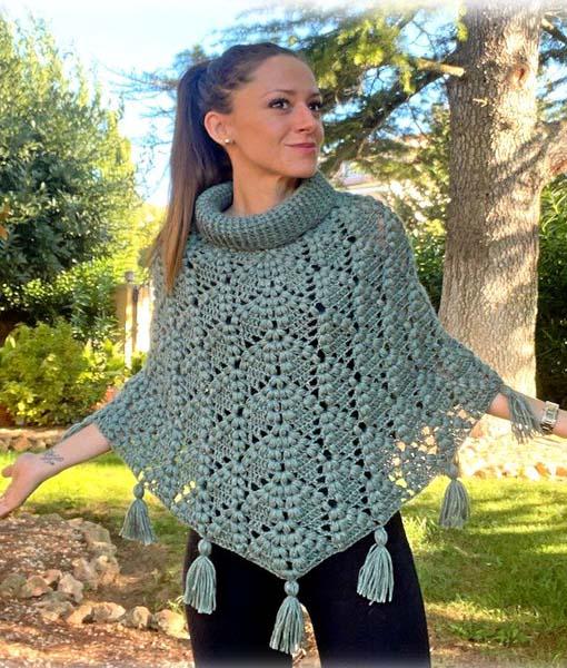 Venus ouvrage 4 Lidia Crochet Tricot
